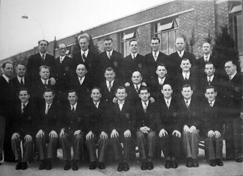 1950s - Smiths Male Voice Choir