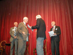2009 - Playhouse male Voice Choir Ciitations - Bernard Stride