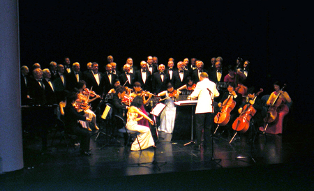 2009 Everyman Theatre - Cotswold Male Voice Choir