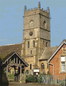 St John the Baptist Church - Beckford