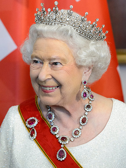 Queen Elizabeth 90th Birthday
